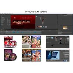 Professionelles DVD Mastering