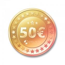 Auftragsarbeit 50 €